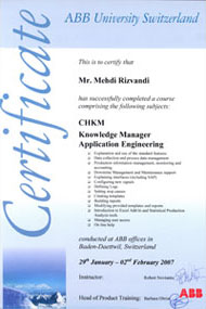 CHKM - Knowledge Manager Application Enginnering